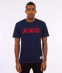 Alkopoligamia-A1KO T-Shirt Granatowy