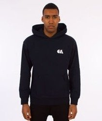 Carhartt-Military Training Hooded Sweat Bluza Kaptur Navy/White