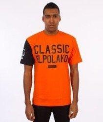 El Polako-Elpolako Classic T-Shirt Pomarańczowy