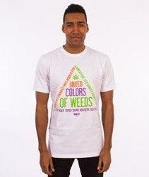 Equalizer-United Colors T-shirt Biały