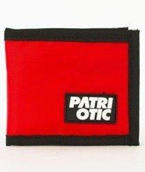 Patriotic-CLS New Portfel Czerwony