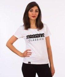 Saint Mass-Classics T-shirt Damski Biały