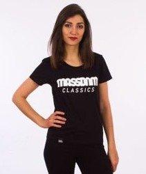 Saint Mass-Classics T-shirt Damski Czarny