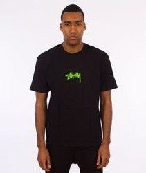 Stussy-Stock T-Shirt Black