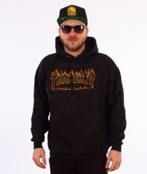Thrasher-Richter Bluza Kaptur Black