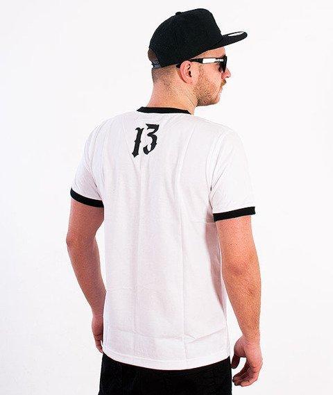 Alter Eggo-Angry Mask T-shirt Biały