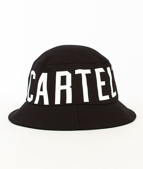 Backyard Cartel-Coach Bucket Hat Black