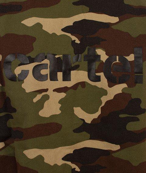 Backyard Cartel-Disaster Jacket Kurtka Woodland Camo