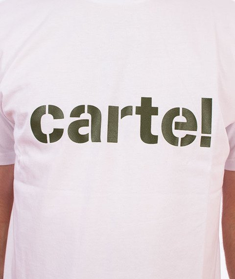 Backyard Cartel-Disaster T-Shirt Biały