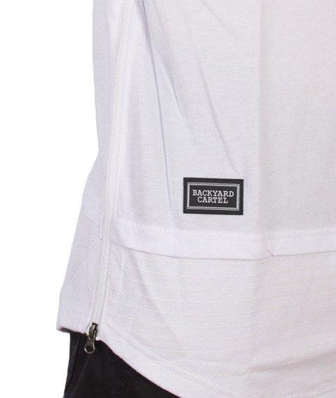 Backyard Cartel-Dusk Long T-Shirt White