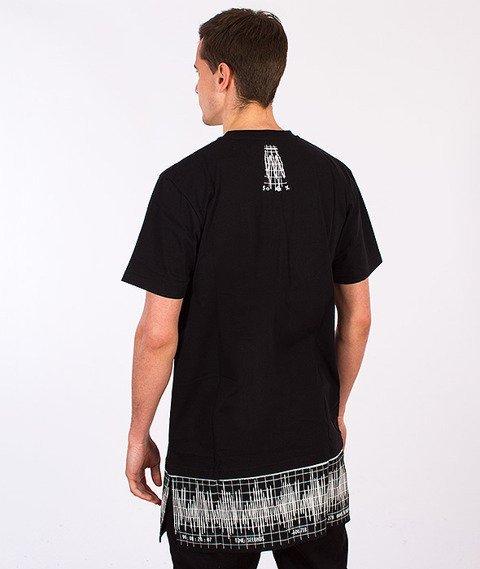 Backyard Cartel-Graph T-Shirt Black