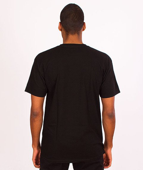 Black-Scale-Basic Logo T-Shirt Black
