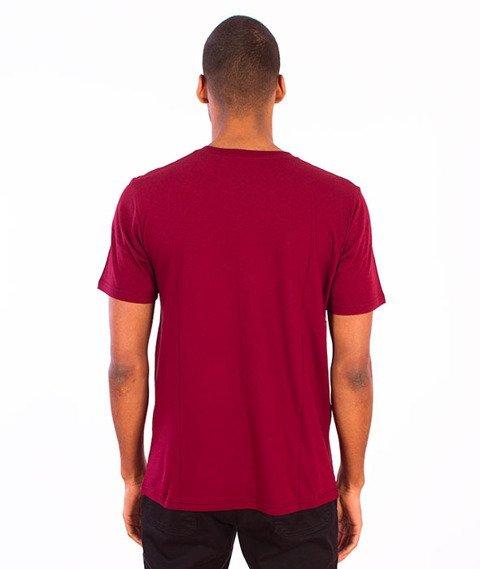 Carhartt-College LT T-Shirt Cordovan/White