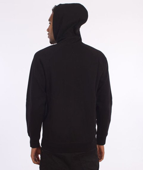 Carhartt-Hooded Chase Jacket Black/Gold