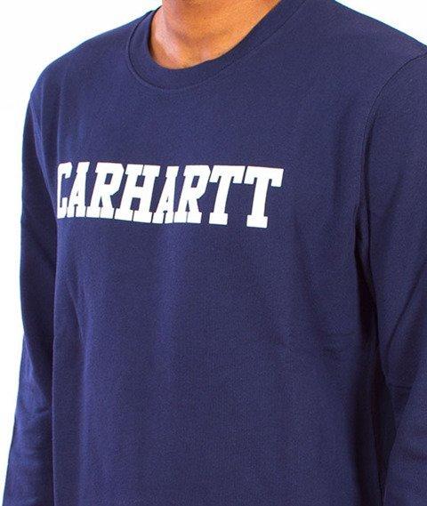 Carhartt WIP-College Sweet Blue/White