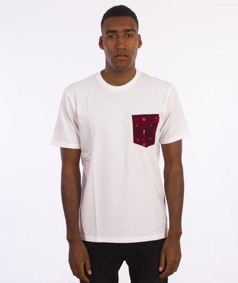 Carhartt WIP-Lester Pocket T-Shirt White/Carlos Check-Chian