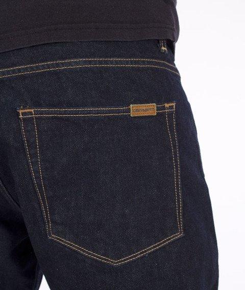 Carhartt WIP-Vicious Pant Denim Blue Rinsed