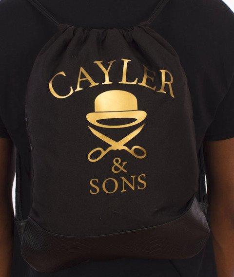 Cayler & Sons-Amen Gym Bag Black/Gold