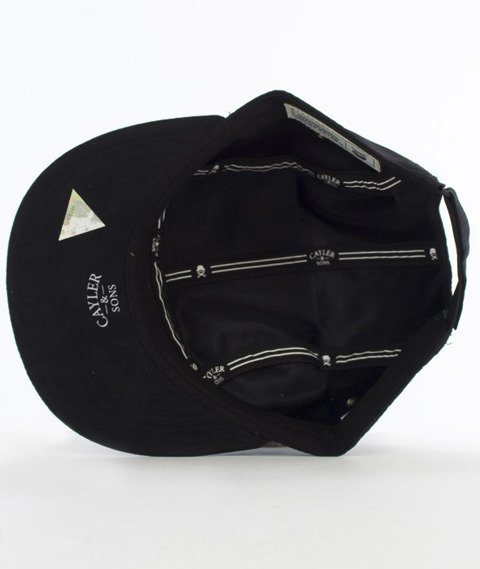 Cayler & Sons-Briangle 5 Panel Black/White