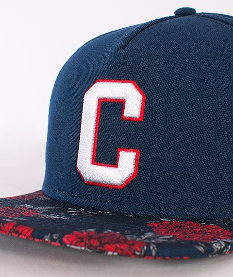 Cayler & Sons-Cee One Night Cap Navy/Red/White
