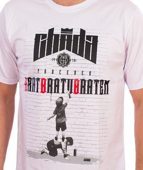 Chada-BBB T-Shirt Biały
