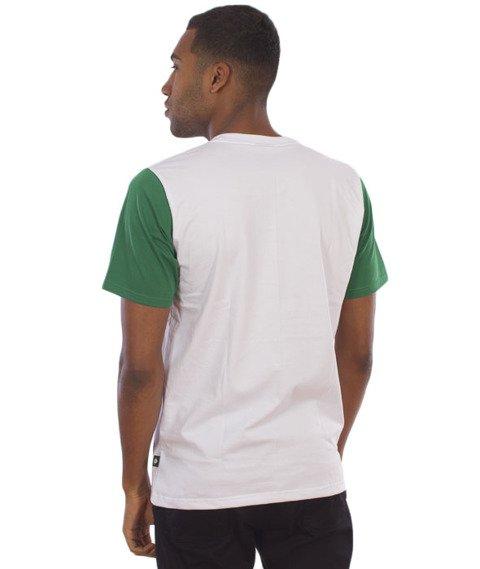 Chada-Koleżka T-Shirt Biały/Zielony