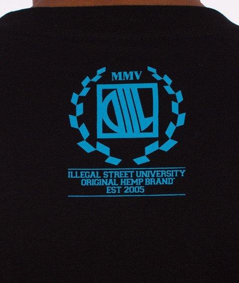 DIIL-Splash T-Shirt Czarny