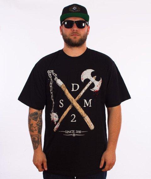 Demonologia-D2SM T-Shirt Czarny