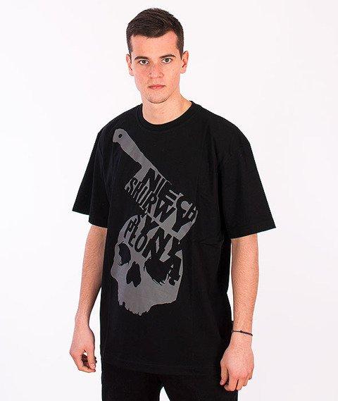 Demonologia-Niech Płoną T-shirt Czarny
