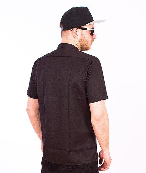 Dickies-576 Slim Shirt Black