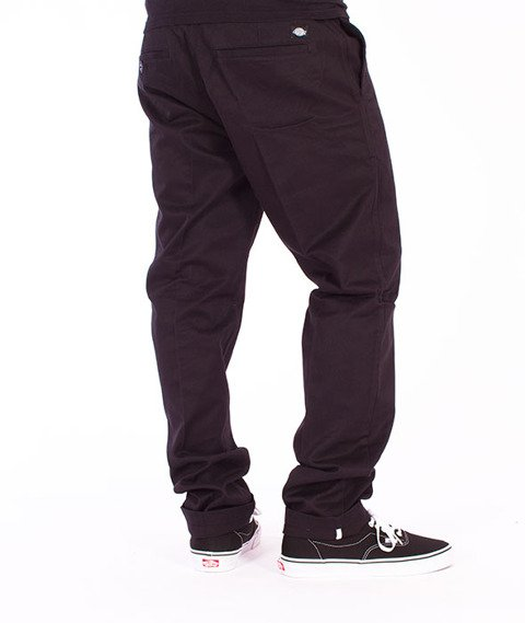 Dickies-C182 Slim Pant Black