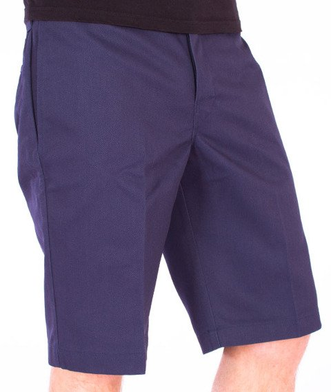 Dickies-WE42 273 Slim Work Short Navy Blue