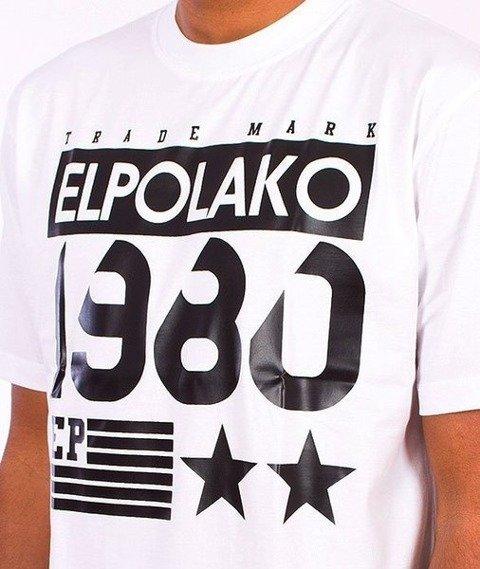 El Polako-1980 T-Shirt Biały