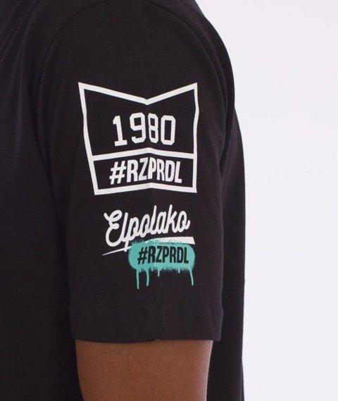 El Polako-Below Elpolako T-Shirt Czarny