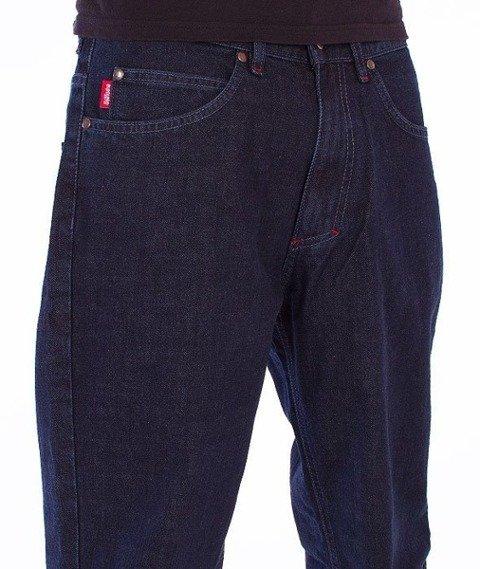 El Polako-Bull Regular Jeans Dark Blue