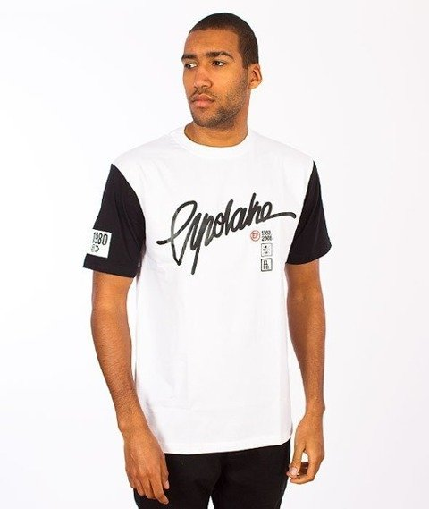 El Polako-Champion T-Shirt Biały