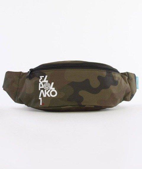 El Polako-Number Street Bag Nerka Moro