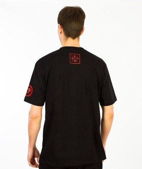 El Polako-Pink Floyd T-Shirt Czarny