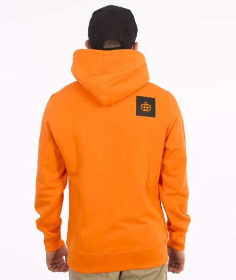 Elade-Box Bluza Kaptur Orange