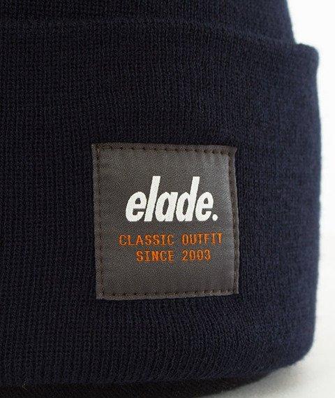 Elade-Classic Czapka Zimowa Ciemny Granat