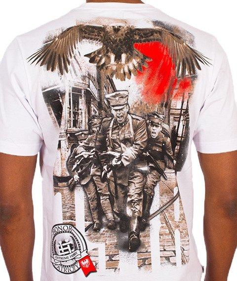 Extreme Hobby-1918 T-shirt Biały