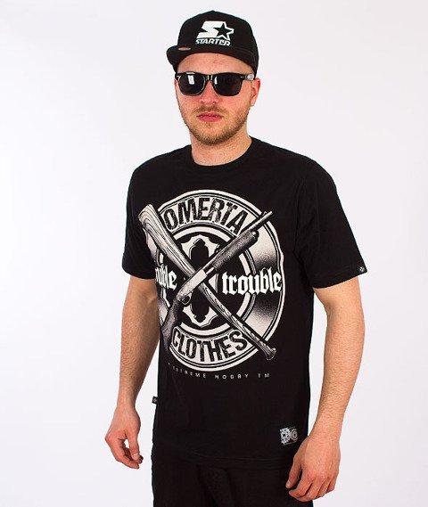 Extreme Hobby-Double Trouble T-shirt Czarny