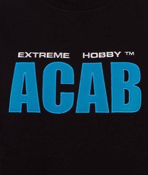 Extreme Hobby-Fuck The Police Bluza Czarna