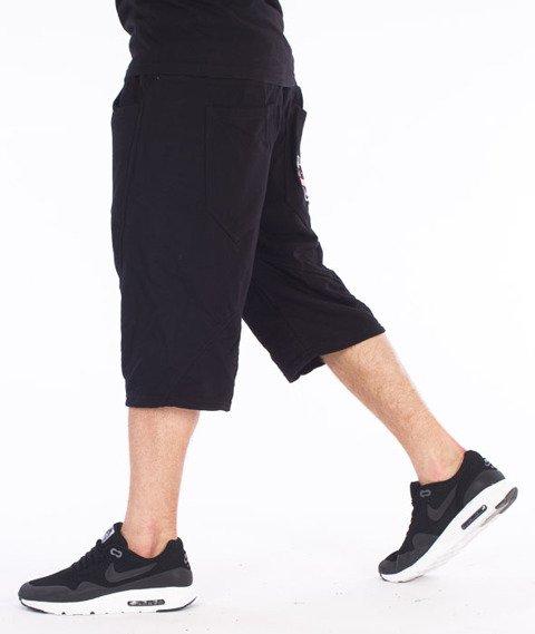 Extreme Hobby-Omerta IZI Spodnie Krótkie Czarne
