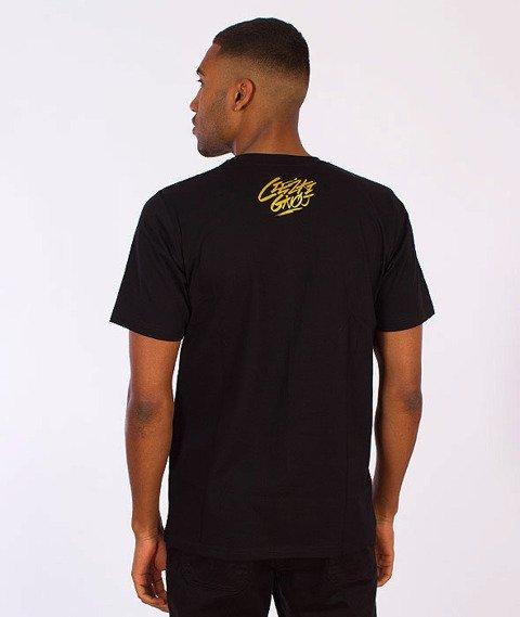 Gang Albanii-Lil Kogz T-Shirt Czarny