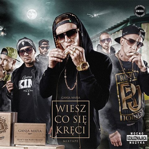 Ganja Mafia-Wiesz Co Się Kręci CD