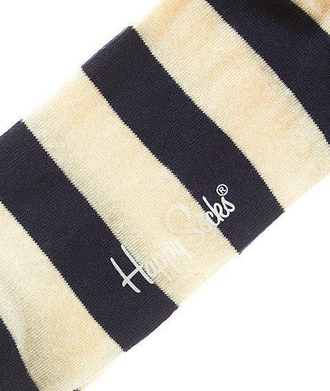 Happy Socks-Stripe Skarpety [SA01-045]
