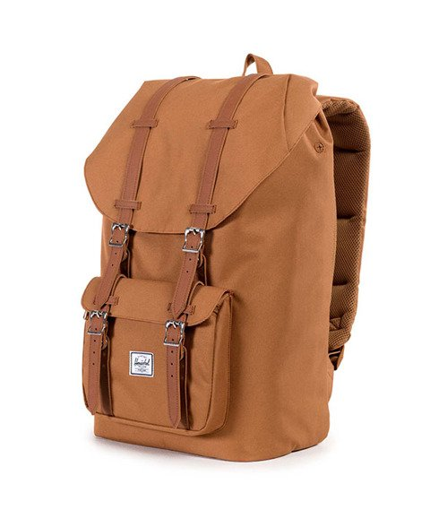 Herschel-Little America Backpack Caramel Tan [10014-00611]