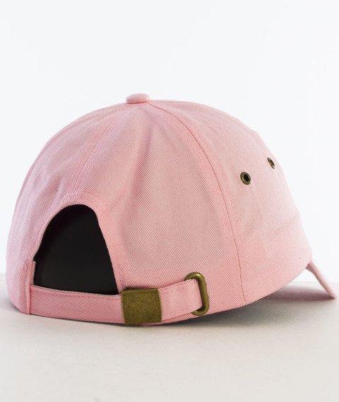 Hype-Unicorn Dad Hat Czapka Z Daszkiem Pink