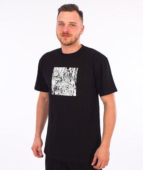 IAM. CLOTHES-Okładka T-shirt Czarny